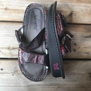 Alegria Karmen Comfort Sandal Sparkle Karmen 38
